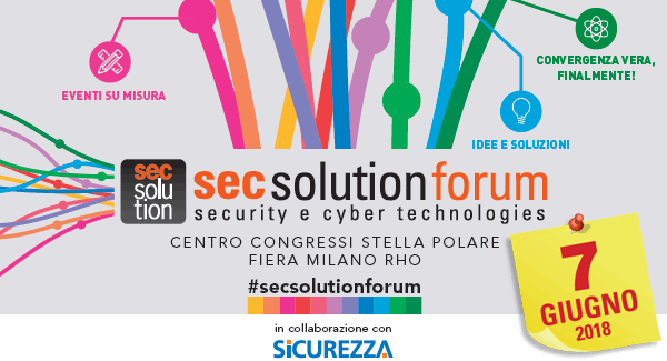 Secsolutionforum 2018