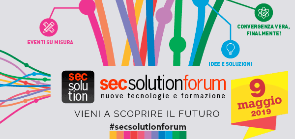 Secsolutionforum 2019